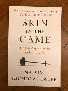Skin in the Game by Nassim Nicholas Taleb