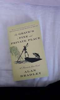 The Grave's a Fine & Private Place by Alan Bradley