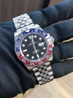 Rolex 126710BLRO百事圈