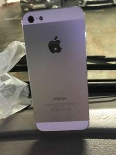 Iphone 5 16GB white housing only
