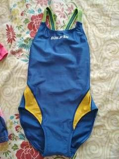 Girl's swimsuit 7-9 years old