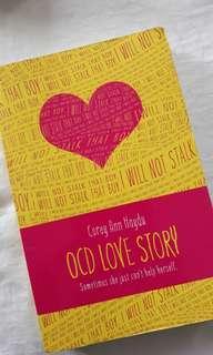 OCD Love Story by C.A. Haydu
