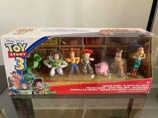 Toy story display set