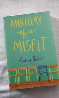 Anatomy of a Misfit by Andrea Porter