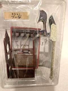 世界的武具 扭蛋 盒玩 1:6 武器