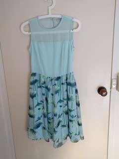 Aqua Dress #swapAU