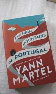 The High Mountains of Portugal by Yann Martel (Hardcover)