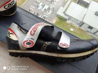 Carnac road bike shoes