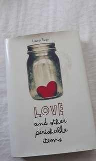 Love & Other Perishable Items by Laura Buzo (Hardcover)