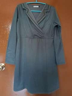 Maternity and nursing dress (Size M)