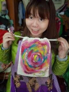 花卉 周月心 moonheart lily 索袋 莫奈 莫內 畢加索 藝術品