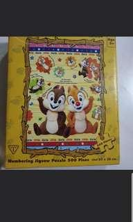 Jigsaw Puzzle (chip n dale)