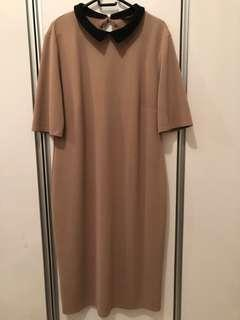 Dorothy Perkins - Nude Dress