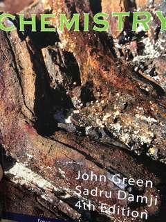 🚚 CHEMISTRY IBDP Textbook by John Green and Sadru Damji