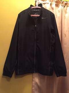 Nike sports jacket (black/size S)90% new