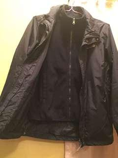 Leaveland 2 in 1 sports jackets