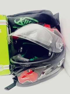 MARKDOWN ! @Pre-Loved X-LITE X-802RR Ultra Carbon Checa Replica Helmet
