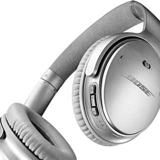 Bose QC35 Series 2 - Silver