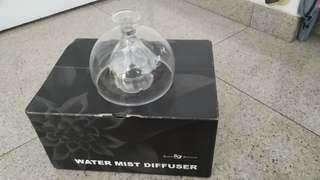 Mount Sapola Hysses Barn & Potter Diffuser Glass Dome Cover