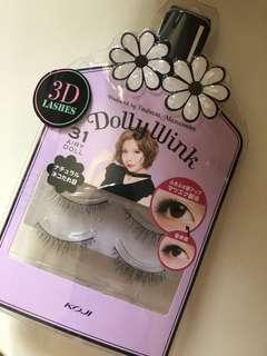 Dolly wink 3D lashes