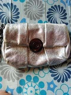 Henri Bendel wrist bag