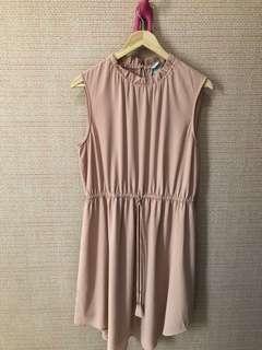 H&M Long Sleeveless Dress