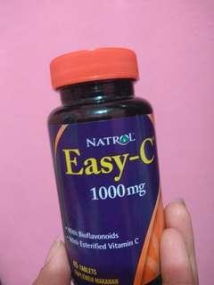 Vitamin C 1000mg Natrol Easy C
