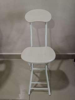 High Chair / Wooden Computer Chair