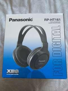 Brand new Panasonic stereo headphones