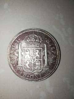 Syiling lama tahun 1801