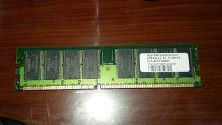 威剛DDR400 512M*16記憶體