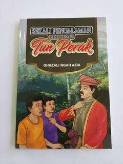 Novel Kanak - Kanak