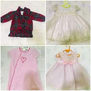 🚚 Girl dresses