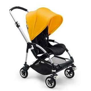 Bugaboo Bee plus Maxi Cosi infant seat carrier