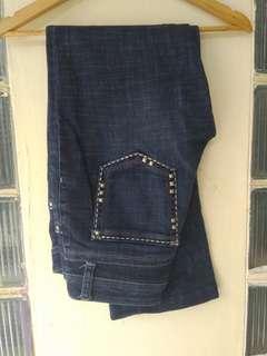 Celana Jeans lee original