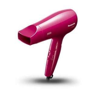 Brand New Panasonic 2000W Hair Dryer - Fast Drying & Powerful Airflow (EH-ND63)