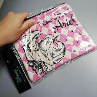 日版Ariel麻質拉鏈袋