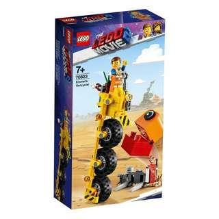 The LEGO Movie 2 Emmet'S Thricycle! 70823