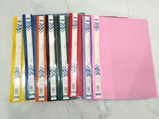 buy 3 get 1 free instock pvc hard cover file folder