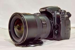 🚚 Nikon D300+DX 17-55mm F2.8G ED