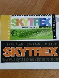 Skytrex Extreme Challenge for 5 pax