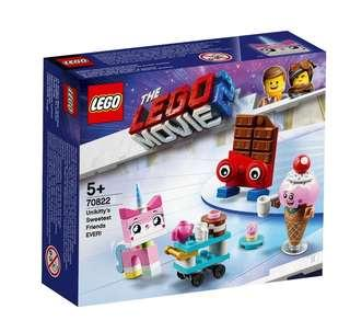 The LEGO Movie 2 Unikitty'S Sweetest Friends Ever 70822