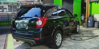 Chevrolet Captiva Facelift 2.0 A/T Diesel Tahun 2011.