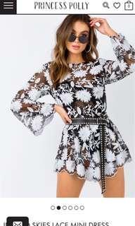 Indigo Skies Dress
