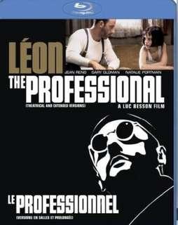 The Professional Blu ray