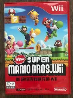 Super mario bros. Wii 超級瑪利奧