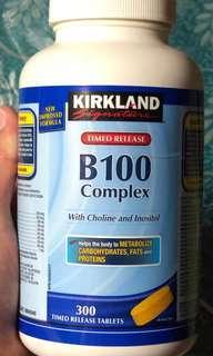 Kirkland Signature B100 Complex