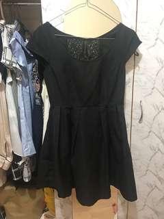 Ally LBD black dress