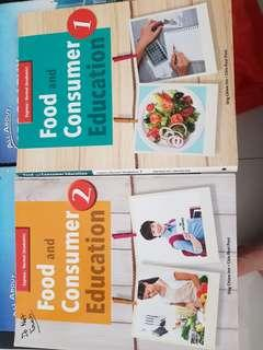Food And Consumer Education 1& 2