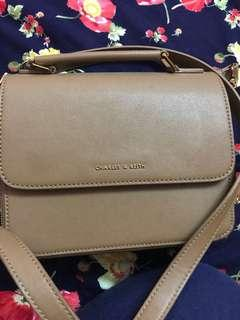 Charles & keith sling bag original